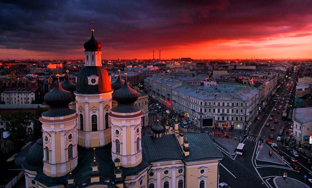 Прописка в Санкт-Петербурге